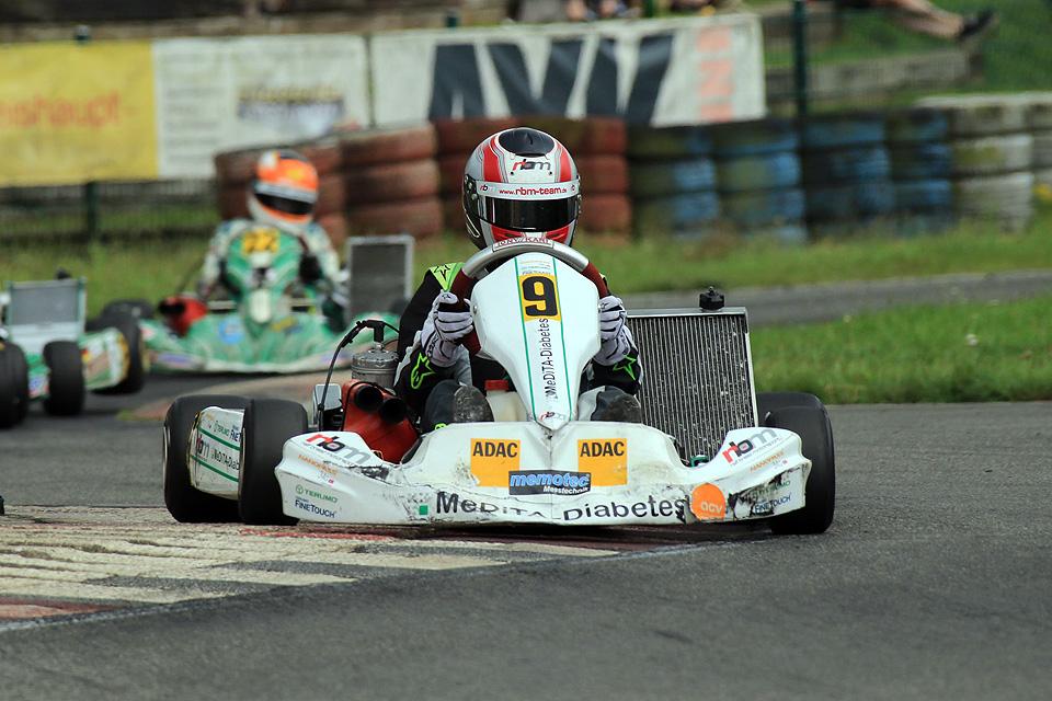 Erste Punkte für RBM Racing Team