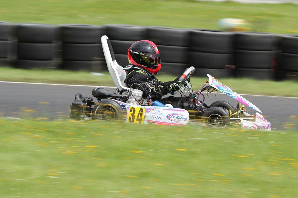 CV Racing feiert Doppelsieg in Wittgenborn