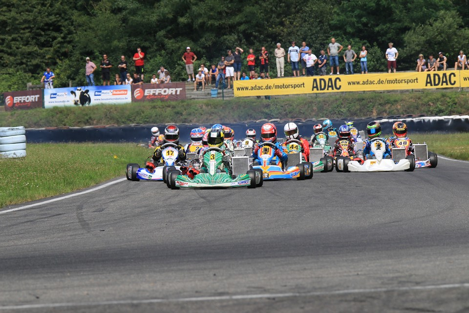 KSM Racing Team auf Titeljagd im ADAC Kart Masters