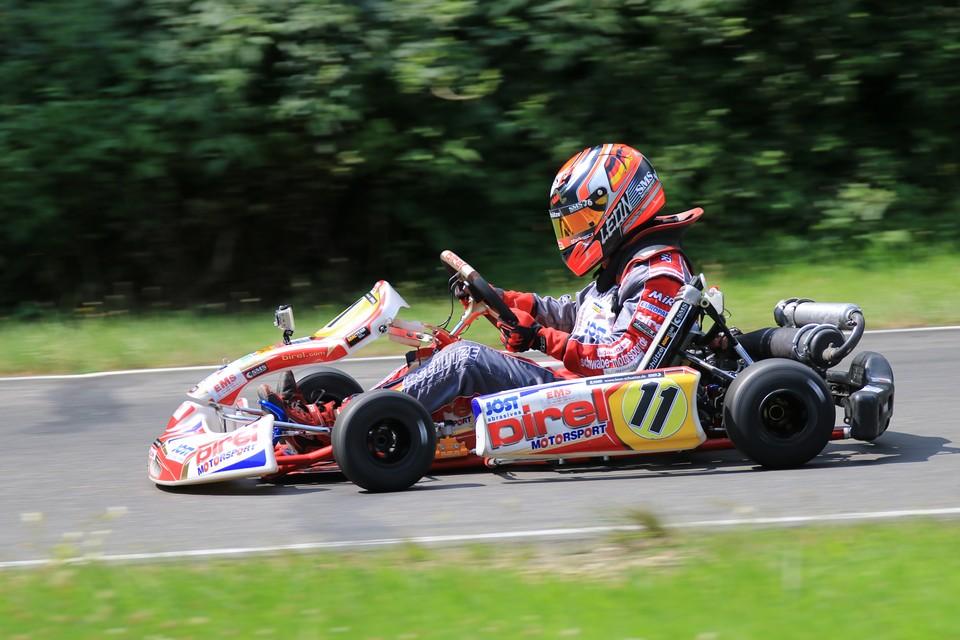 Aufregendes ADAC Wochenende für Schwabe Motorsport
