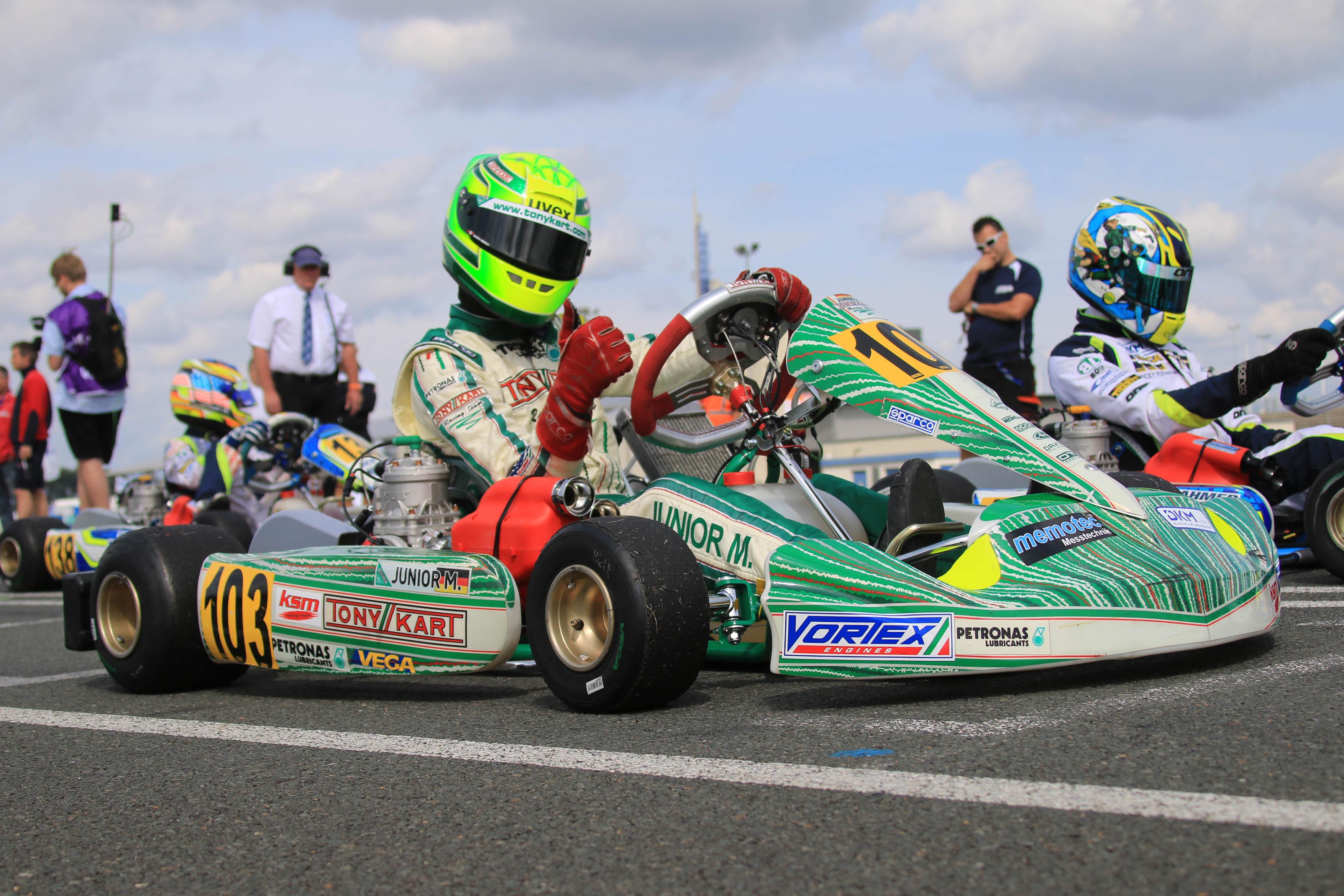 KSM Racing Team weiter im DJKM-Titelrennen