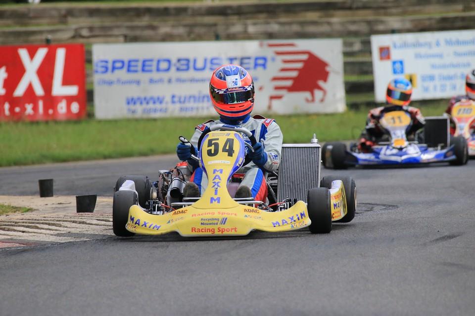 TB Motorsport zeigt starke Performance in Kerpen