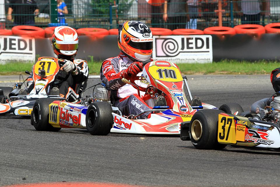 Solgat Motorsport übernimmt Führung im ADAC Kart Masters