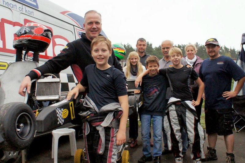 Gleich fünf Meistertitel für die Fahrer von Meier-Motorsport