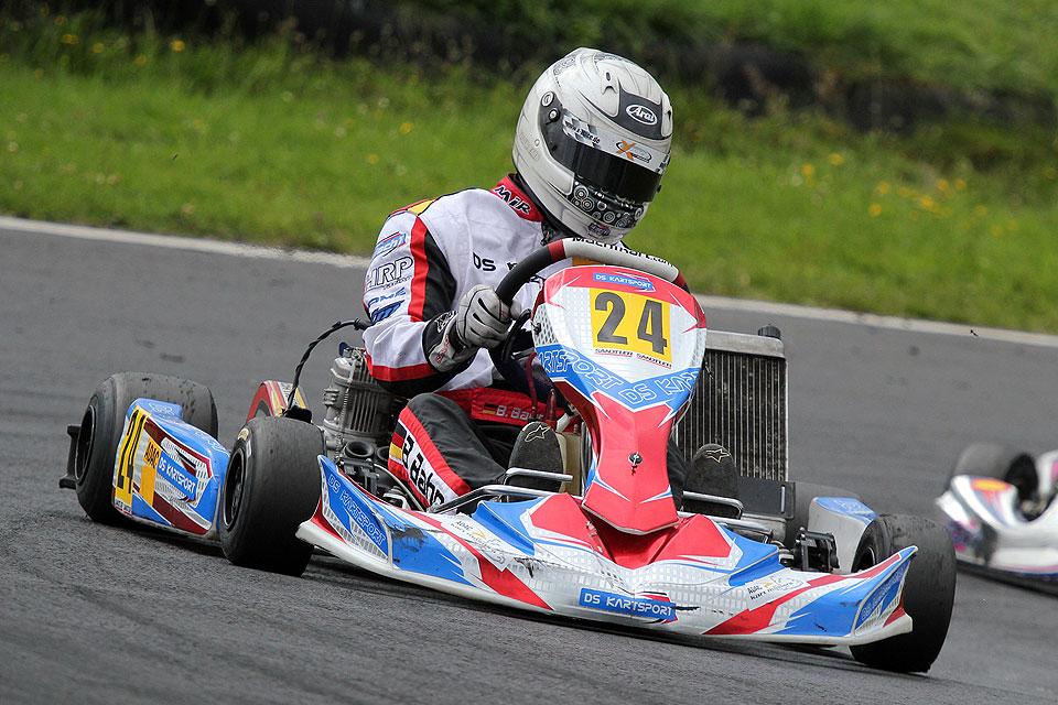 Positive Bilanz für DS Kartsport im ADAC Kart Masters Finale in Wackersdorf