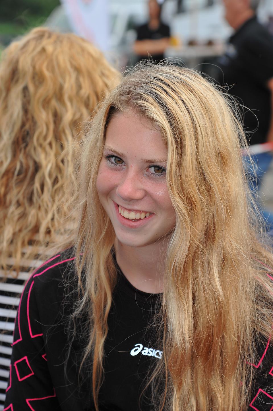 Schwierige Ausgangsposition für Michelle Halder beim SAKC-Finale