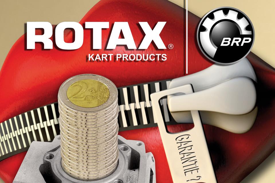 Große ROTAX-Aktion für Kartmotoren