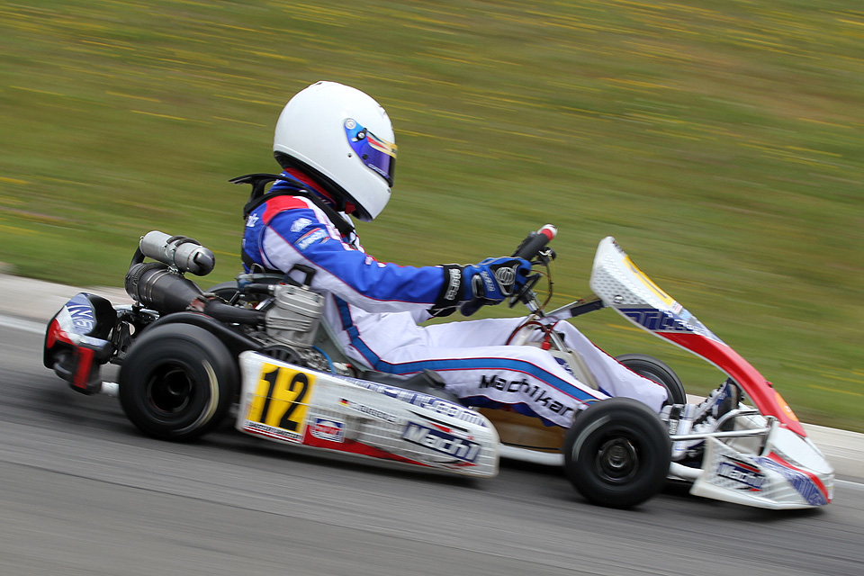 Vierter Platz im RMKC für DS Kartsport Pilot Thorsten Guggolz