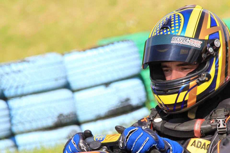 Andreas Kilian holt wichtige Punkte in Oschersleben