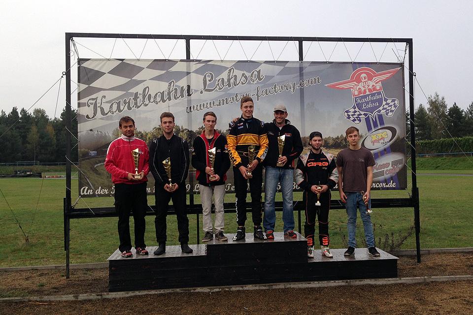 Drei Titel für SRP Racing Team