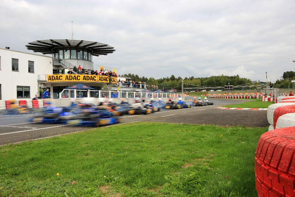 Großes ADAC Kart Masters-Finale in Wackersdorf