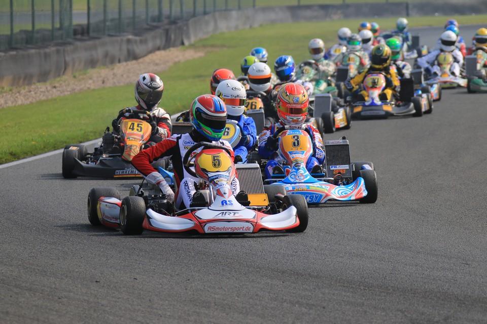 Pole-Position für RS Motorsport