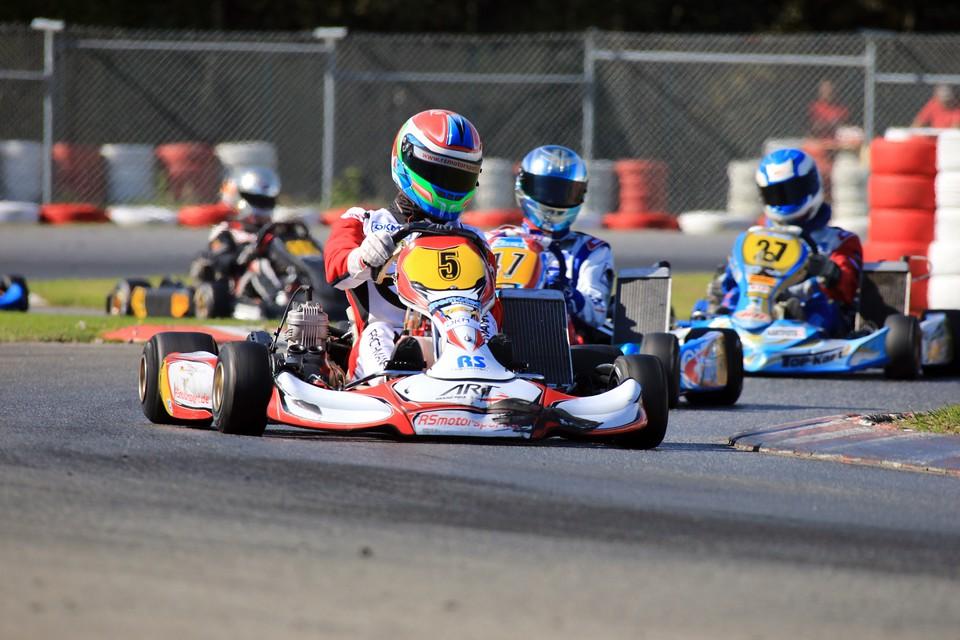 ADAC-Pokale für RS Motorsport