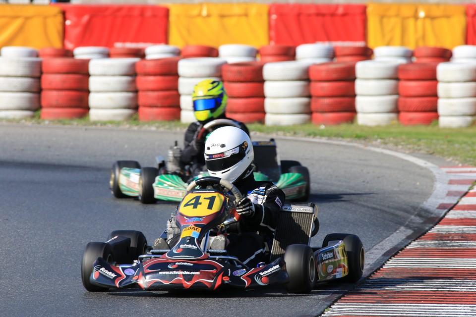 CV Racing feiert nächsten ADAC Kart Masters-Sieg