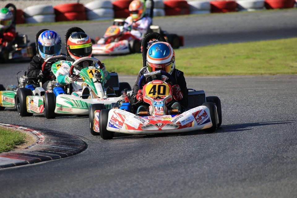 Schwabe Motorsport feiert Top-Fünf-Ergebnis zum Saisonabschluss
