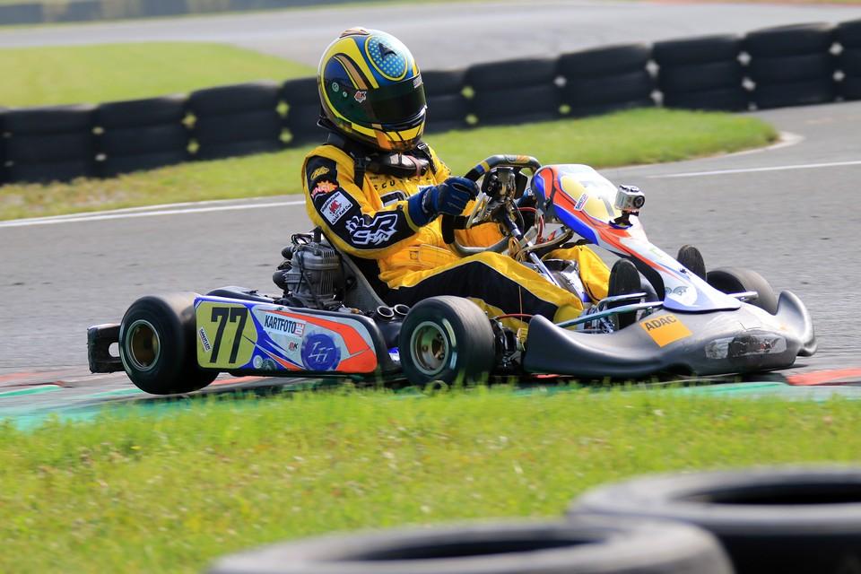 Beule Kart Racing Team fährt in die Top-Ten