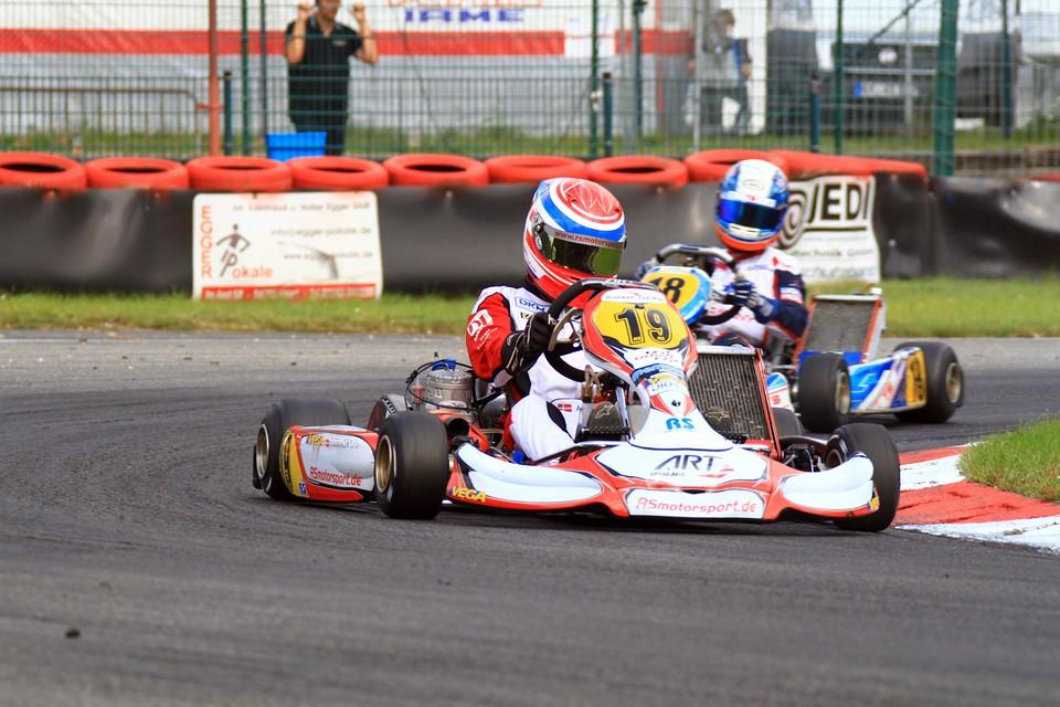 RS Motorsport gibt Gas in Kerpen