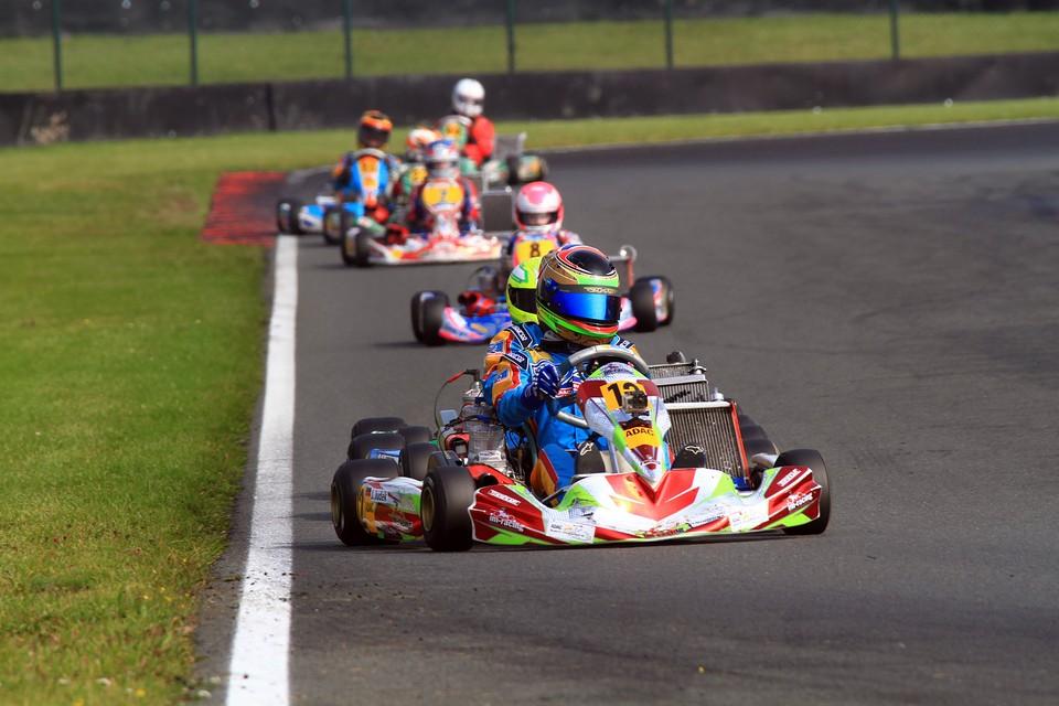 im-racing motorsport überzeugt in Oschersleben