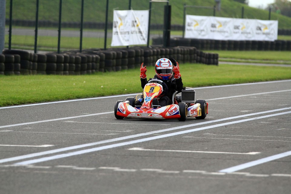 Solgat Motorsport siegt in Oschersleben
