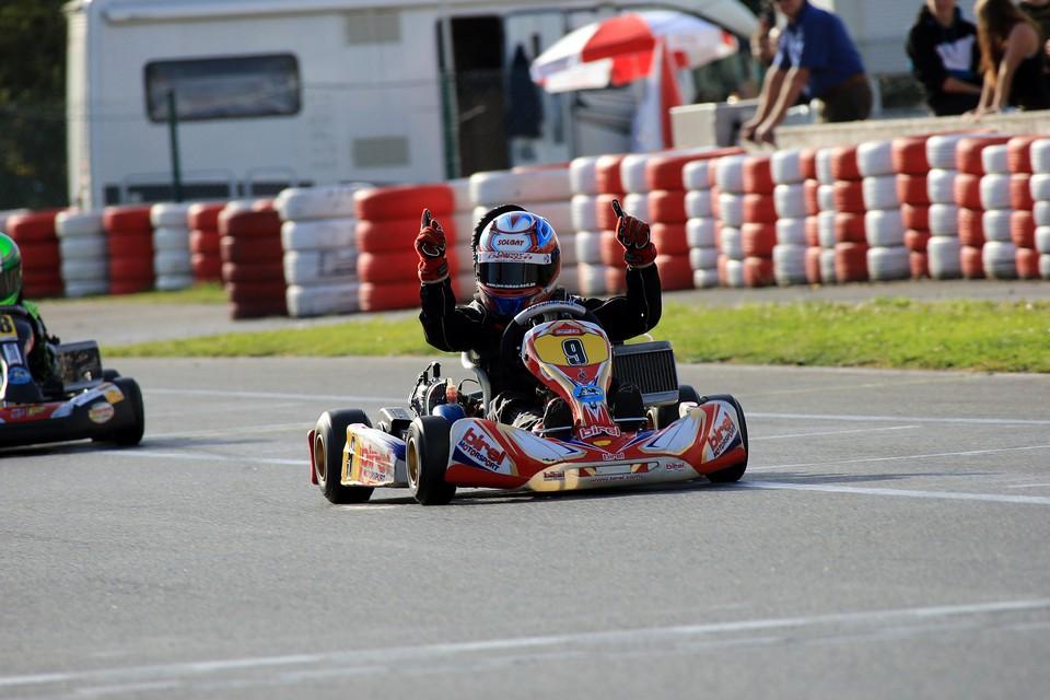 ADAC Kart Masters-Krone für Solgat Motorsport