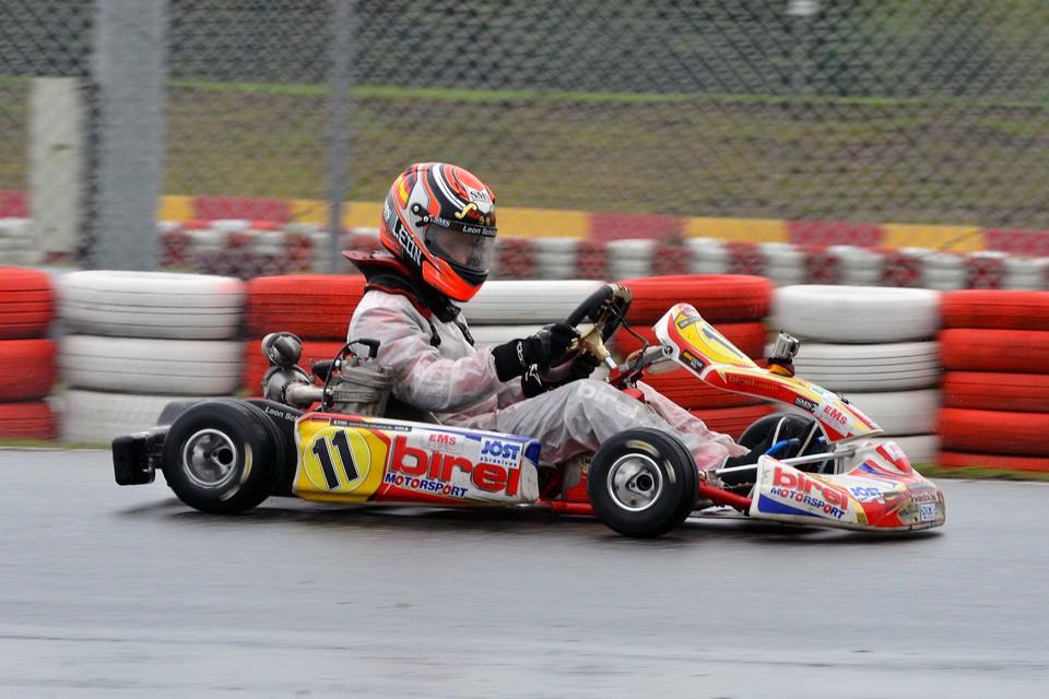 Schwabe Motorsport fährt Bestzeit in Wackersdorf