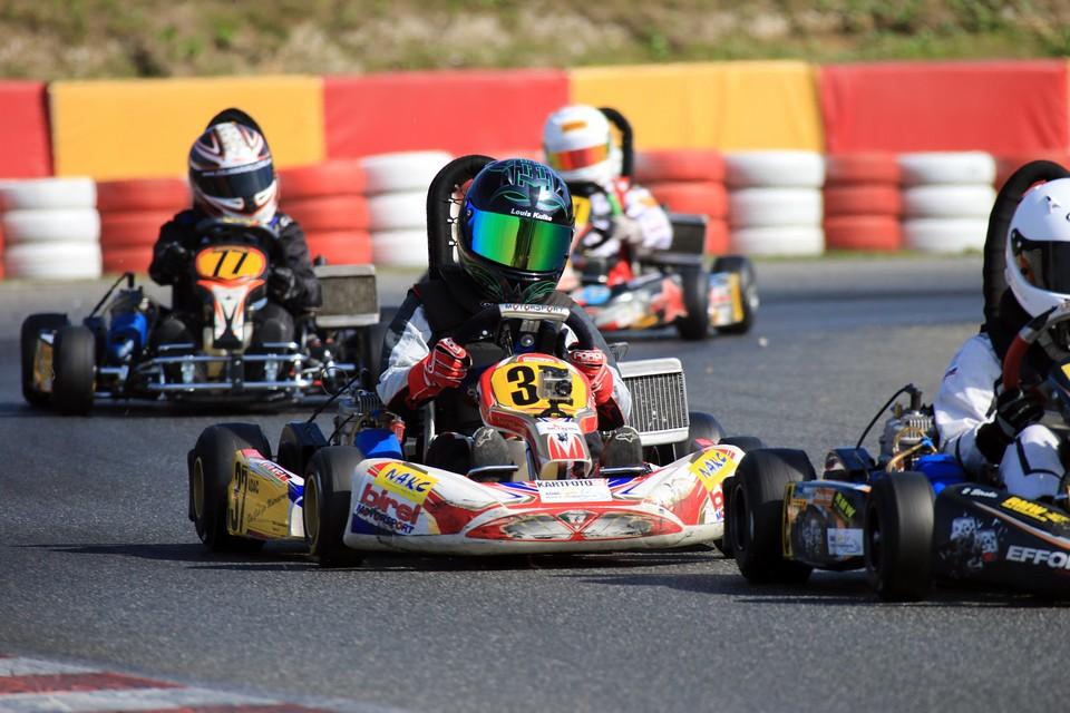Starkes ADAC Kart Masters-Finale für im-racing motorsport