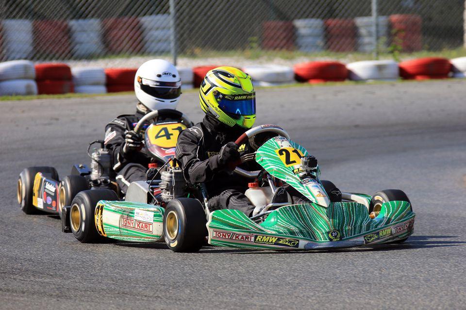 RMW Motorsport holte zweiten ADAC Kart Masters-Titel