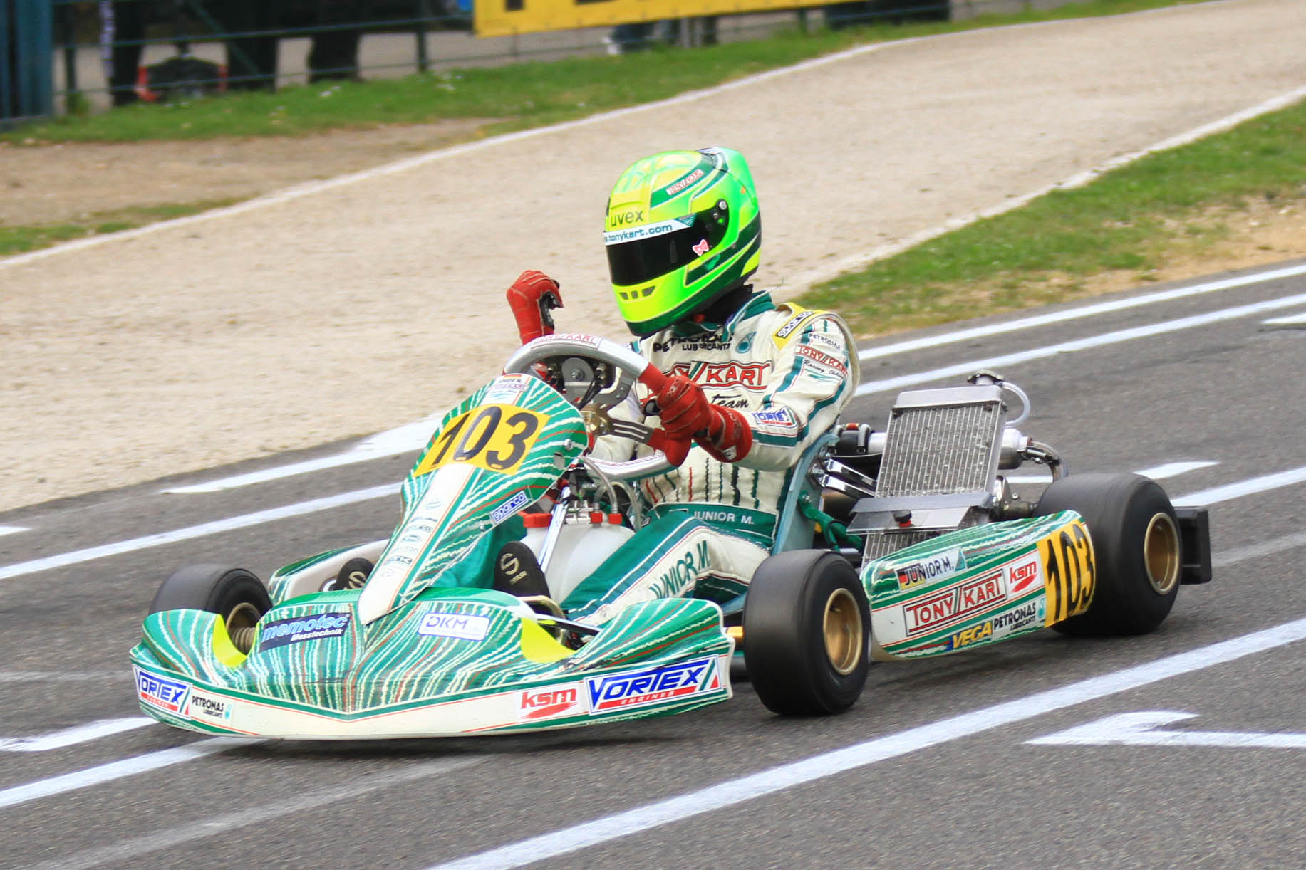 KSM Racing Team übernimmt DJKM-Gesamtführung