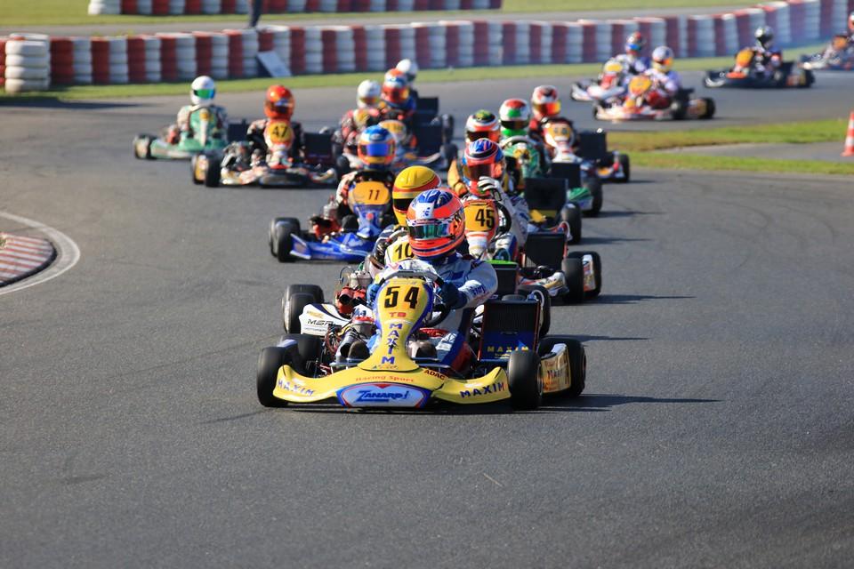 TB Motorsport räumt beim ADAC Kart Masters ab