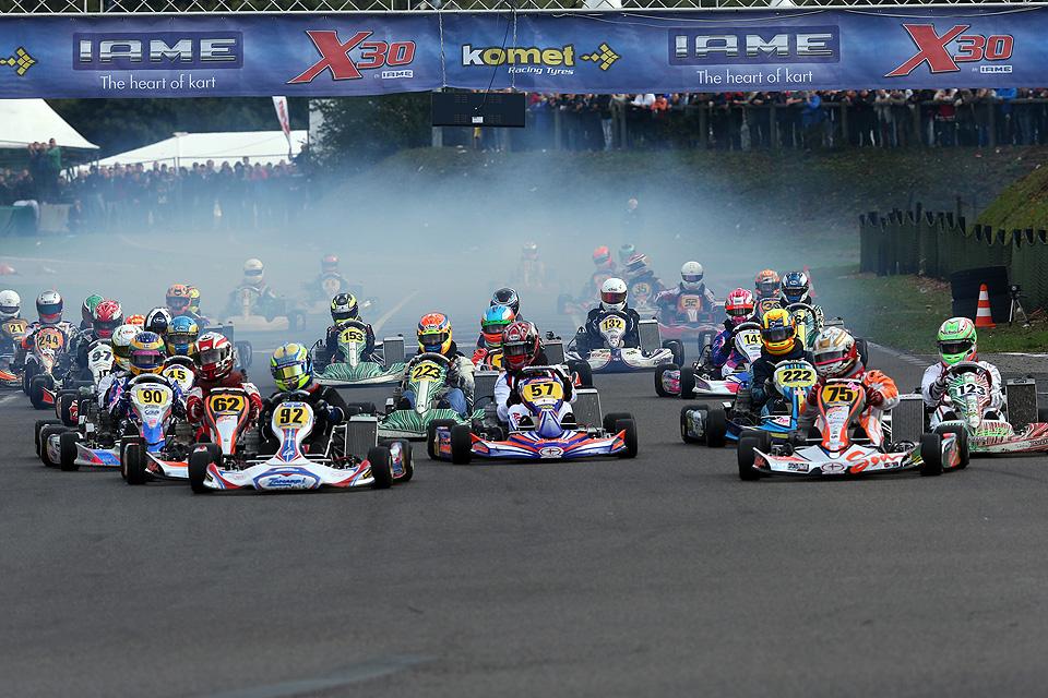 X30 International Final in LeMans