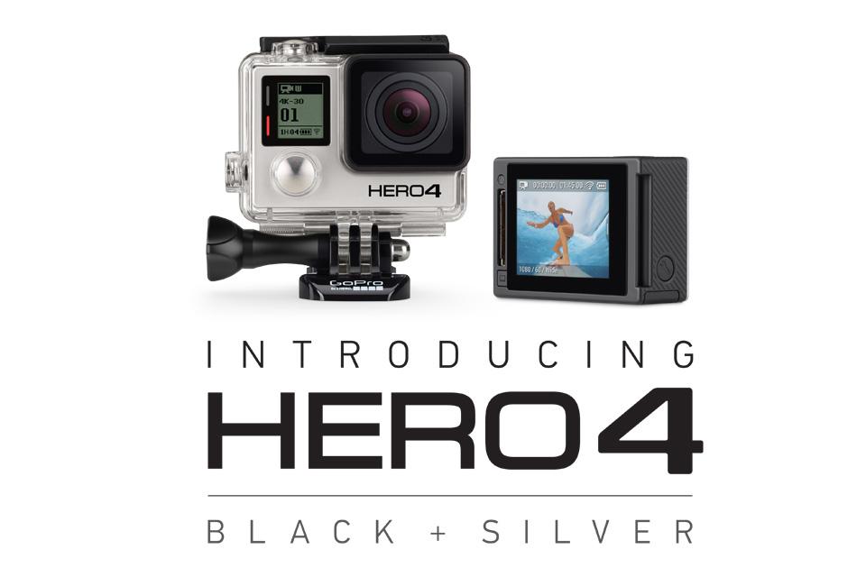 Neue GoPro glänzt mit technischen Highlights