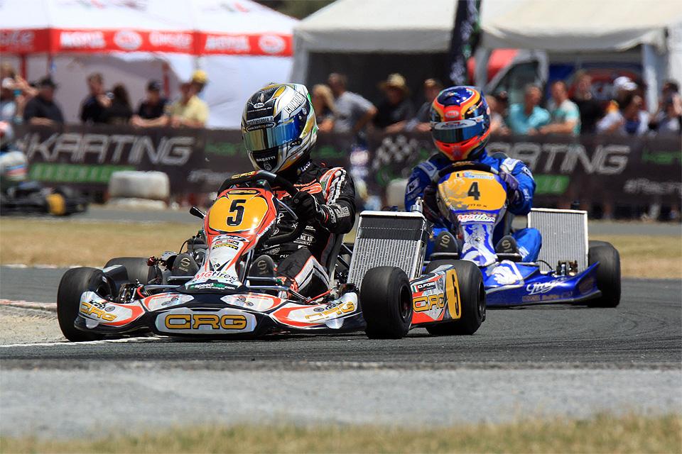 Davide Foré gewinnt Race of Stars