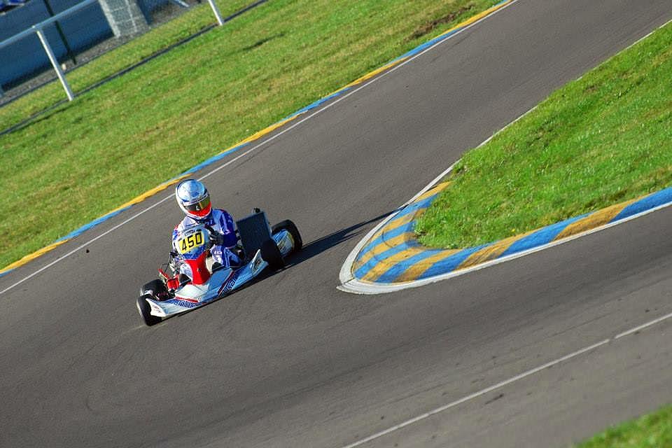 Mach 1-Kart gewinnt X30 International Final