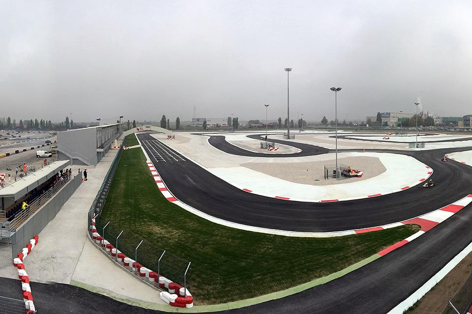 WSK Finale Cup eröffnet Adria Raceway