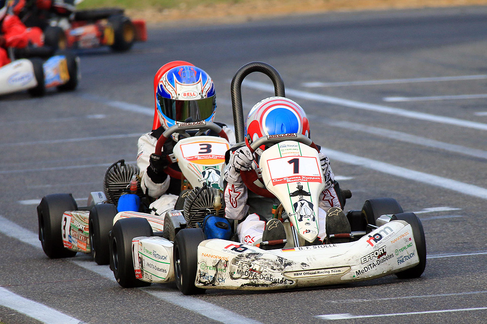 RBM Racing Team schließt Saison in Kerpen ab