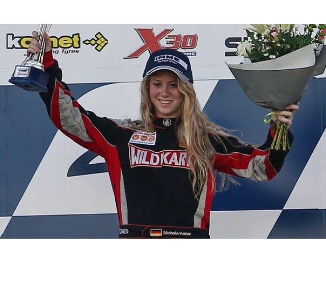 Sensation in Le Mans: Michelle Halder starke Fünfte bei der WM