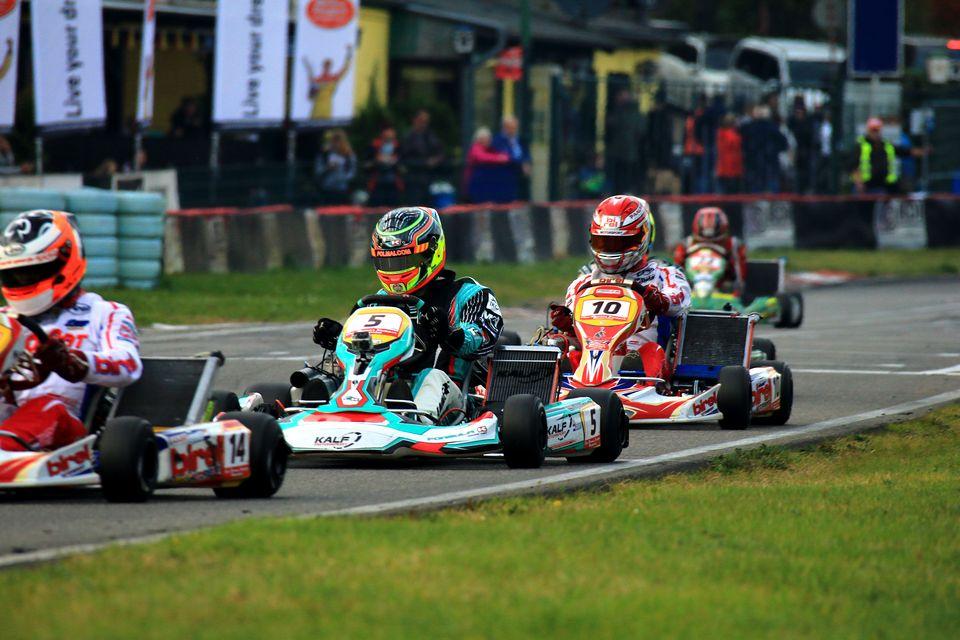 Kalf Motorsport glänzt mit Bas Lammers in Kerpen