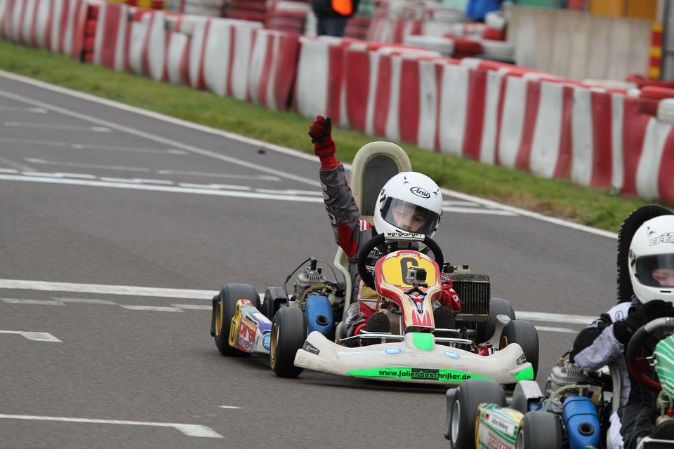 ADAC Bundesendlauf: im-racing mit zwei Fahrern in den Top-Drei