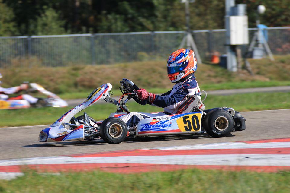 TB Motorsport beendet DKM mit Top-Ten-Ergebnis