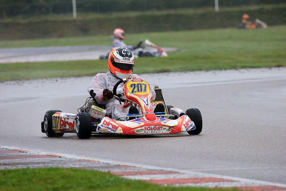 Solgat Motorsport fährt auf DSKM-Podium