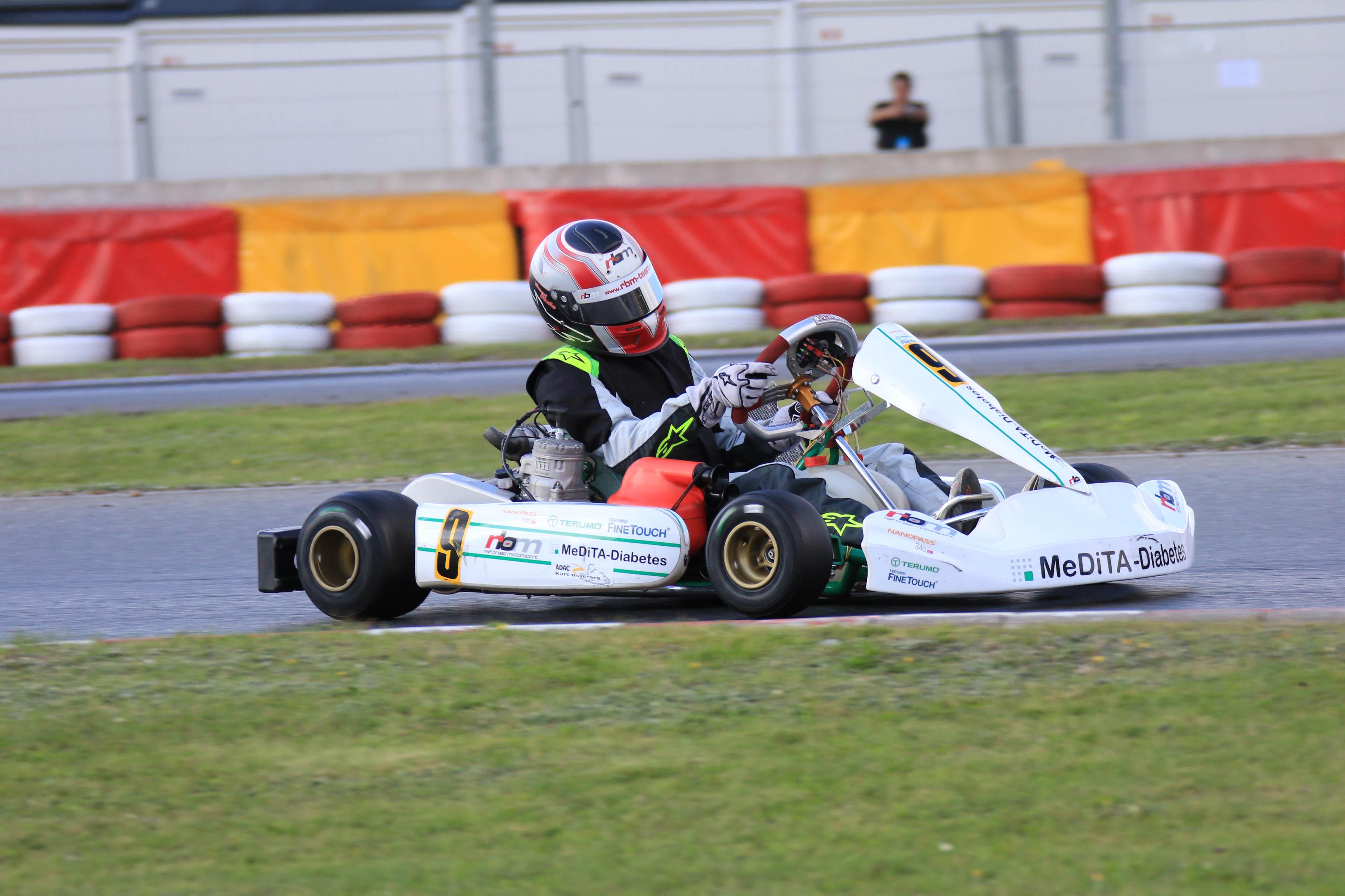 RBM Racing Team fährt in die Top-Ten