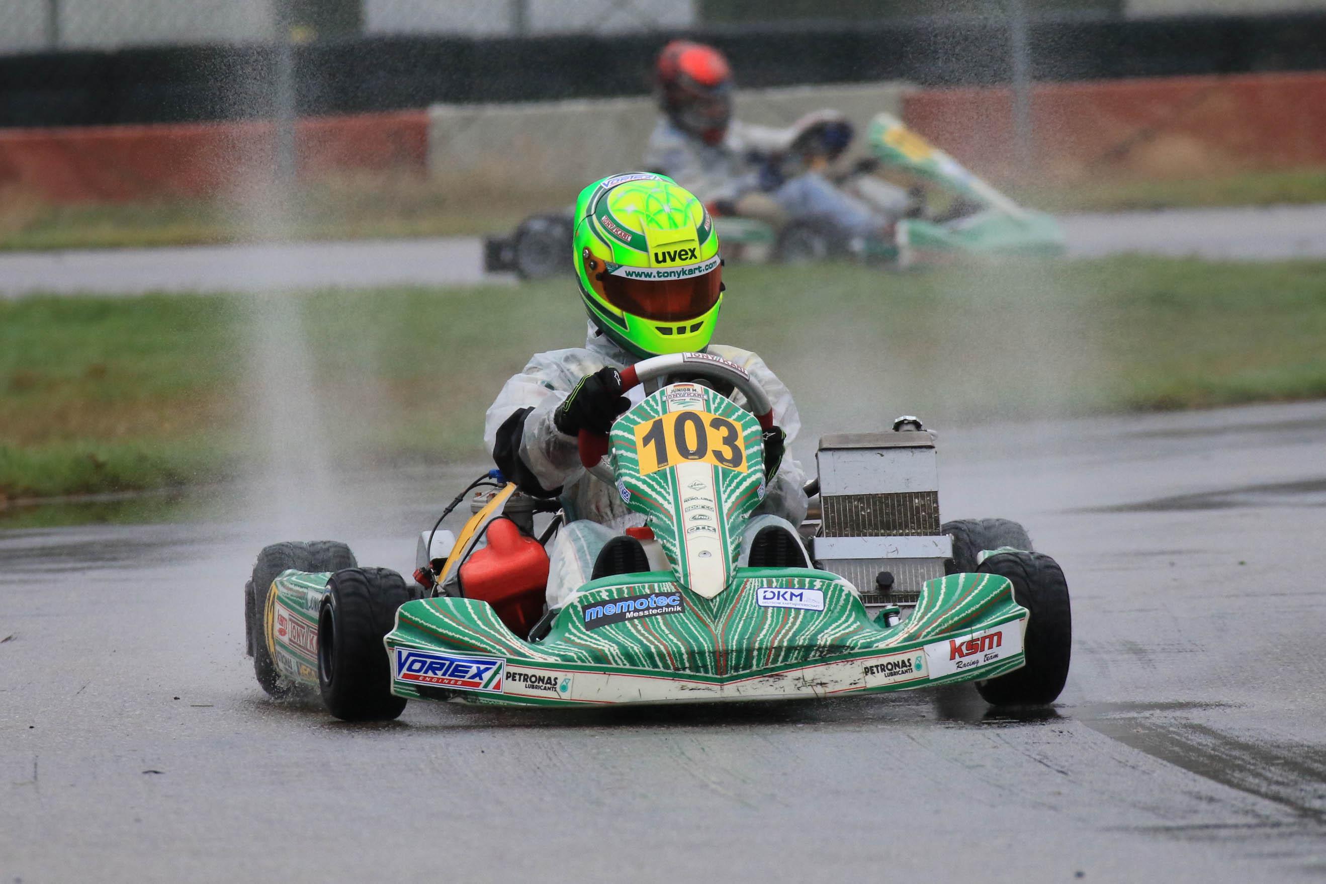 KSM Racing Team holt Vizetitel in der DJKM