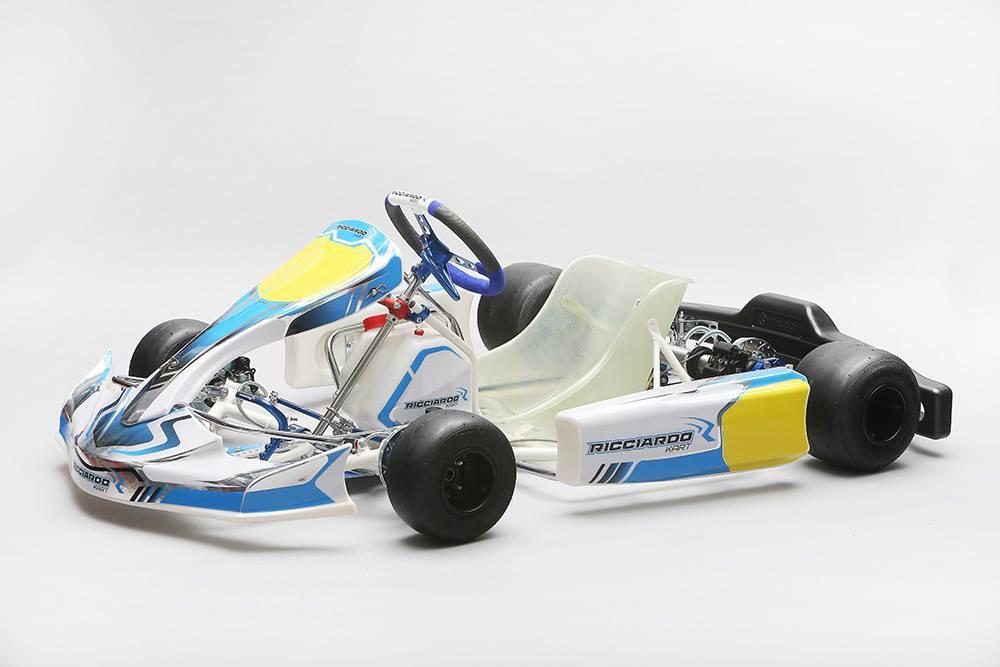 So sieht das neue Ricciardo Kart aus