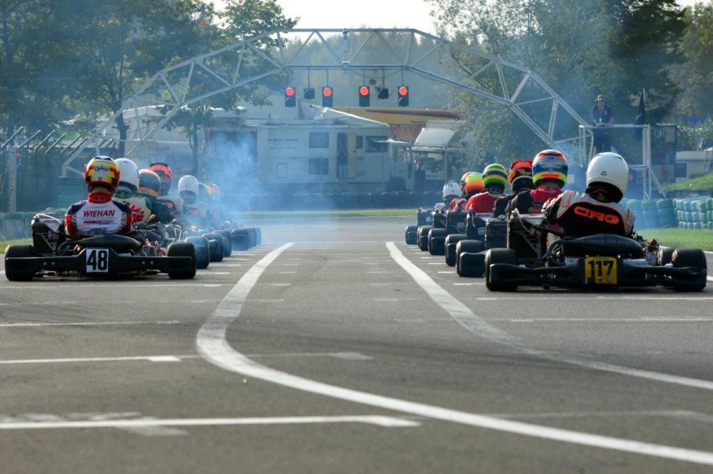 Vorläufige Termine des ACV Rhein-Main Kart-Cup