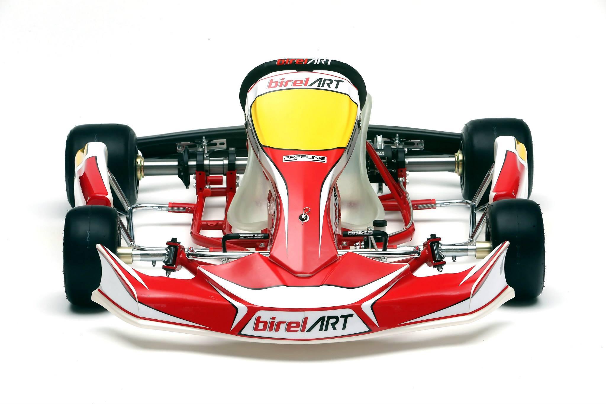 BirelART präsentiert neue Chassis