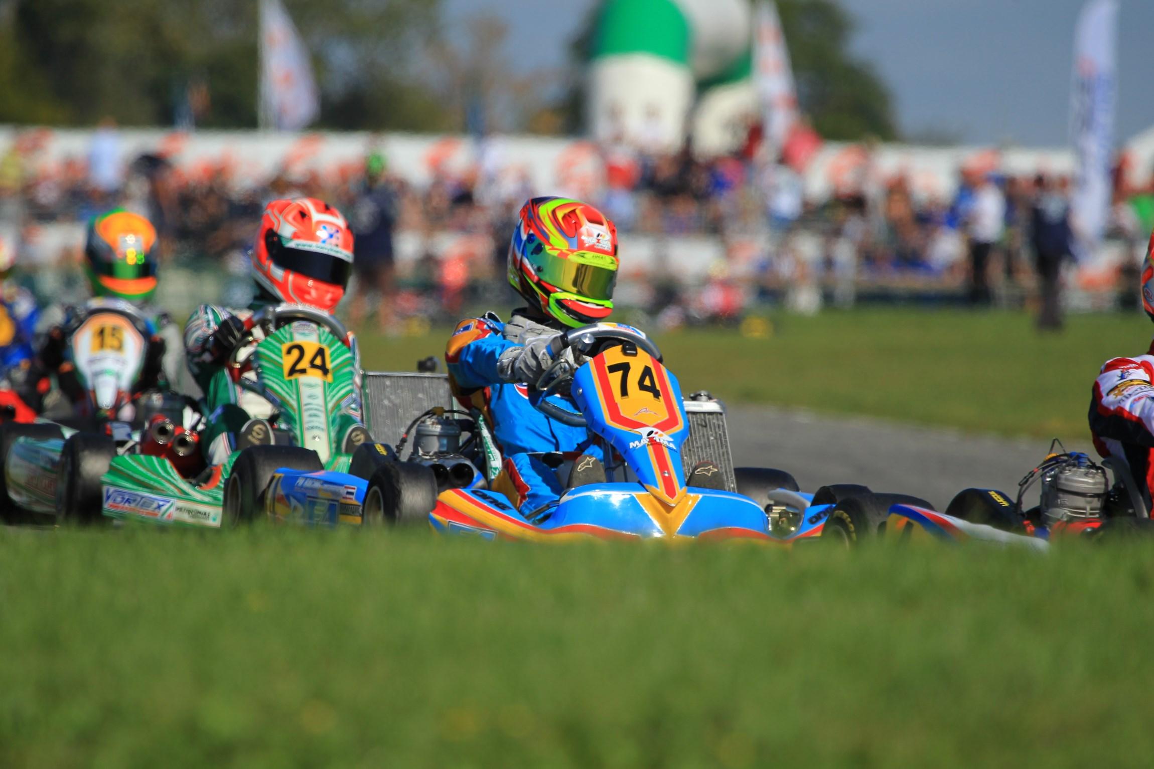 PM Racing Testtage in Genk