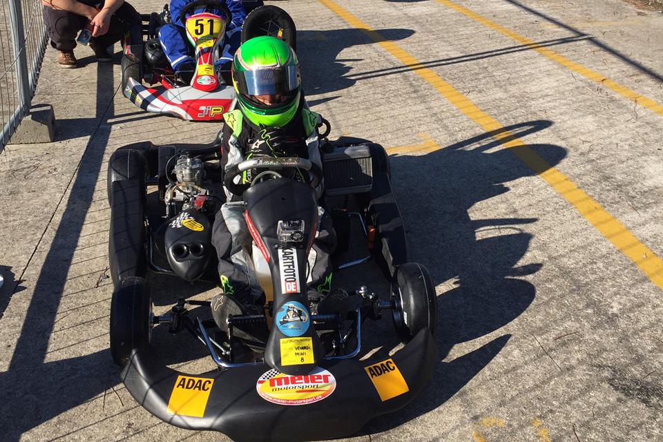 Meier-Motorsport testet in Jesolo