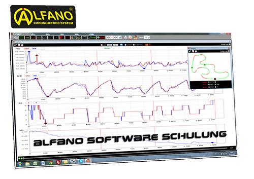 Alfano Software-Schulung auf der Kartmesse