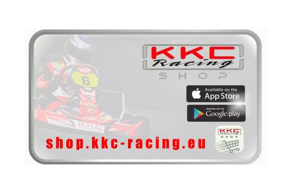 KKC-Racing mit neuem Online Kartsport Fachhandel