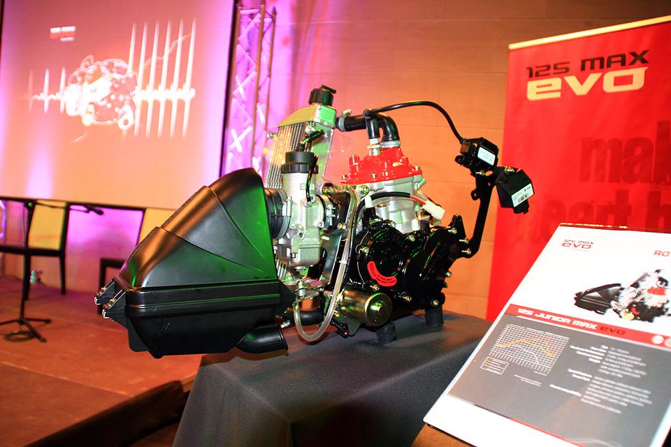 Weltneuheit: Rotax präsentiert neuen Motor